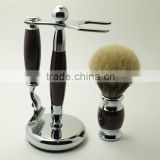 Skin Care Tools Safety Razors Classic Shaving Brush Stand Badgar Hair Shaving Sets Wholesale