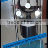capacity ECONOMICAL SHENXIAN MANUAL CBR TEST MACHINE