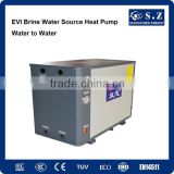 10Kw/15Kw/20Kw/25Kw GSHP geothermal heating room by storage water tank for heat pump heater