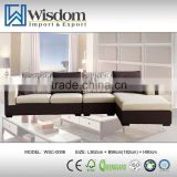 Fabric Corner Bright Casual Simple Low Seat Leisure Sofa Direct Buy China