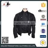 Customized Racing Jacket Cold proof Hard Mesh Men Motorcycle Jacket