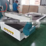 1325 ATC woodworking sculpture wood carving cnc router machine with 8mm big thick duty body