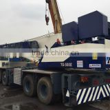 Tadano truck crane 50 ton for sale, TG500E, 50 ton crane price, mobile crane for sale