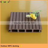 2016 New WPC Deck Flooring,Wood Plastic Composite Material Outdoor Floor China Manufacture