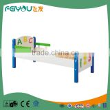 Feiyou Wholesale Goods From China Number Letter Decoration Child Furniture Models Wood Bed For Kids