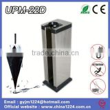 2013 umbrella sleeve UPM-22D airport cleaning equipment umbrella bag dispenser on rainy days
