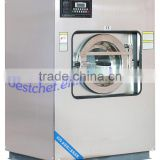Fully automatic industrial wash extractor with dryer, Commercial hotel washer with dryer
