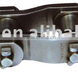 P78.105 heavy duty cranked-link transmission chain