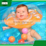customized inflatable baby donut swim neck collar ring inflatable baby infant swimming floating neck ring