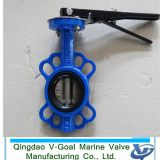 10K Lugged type butterfly valve lever operated