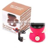 CY161 Chocolate Melting Machine PP Body Stainless Pot Capacity 250ML Melter New Chocolate Melting Machine