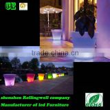 pot light with big size,tree pot,led plant pot light