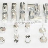 aluminum alloy joint ,25 mm round pipe tube connect joint ,clothes-horse clamp clip accessories