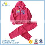 Girls Clothing Sets For Fall 2016 Kids Clothes Spring and Autumn Girls Sets New Child Print Sport Suits Girls Children Clothing