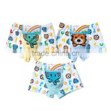New fashion Animal printed Kids panties 2 to 10 year old young boys children cotton underwear model
