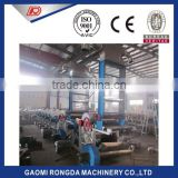 Waste fiber textile recycling machine