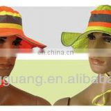 Promotional Hi-Vis Wide Brim Hats