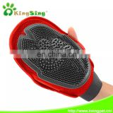 Pet Grooming Mittens Brush Deshedding Tool