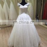floor length vestidos de novia fiber optic wedding dress gowns 2017 bridal