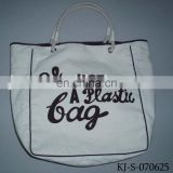 high quality cotton shopping bag