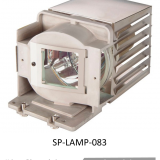 High quality Original Projector Lamp with housing for INFOCUS IN124ST Projector