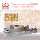 Stainless Steel Automatic Peanut Chikki Making Machine in Energy Saving Manufacturer