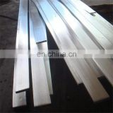 stainless steel flat bar 316 304 304l 321 201 430 316l With Round Edge