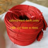 Dyed color rattan core