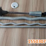 High strength pull rod and nut for climbing formwork