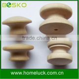 Natural material painted wood drawer knobs,wood drawer knobs and pulls,wooden dresser knobs                                                                                                         Supplier's Choice