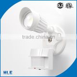 High quality CE ROHS dlc yard lamp pool home wall garden 110 volt garden led security light 10w Led flood light