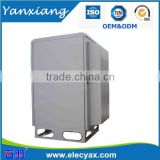 SK-286 5052 Aluminum static powder outside underground electrical cabinet with heat exchanger