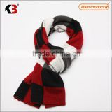 2015 Newest Winter red black white Tartan Plaid Scarf shawl