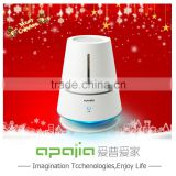 evaporative humidifier purifier, sound diffuser, ultrasonice mist sprayer