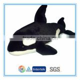 Custom sex sea animal soft toys dolphin wholesale