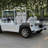 2015 hot sale nosmoke with CE certification new style sightseeing electric car made in china