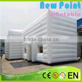 White inflatable tent ,new point inflatable tent,gaint inflatable tent,inflatable tents for events