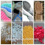 Plastic Raw Material Injection Grade PVC Granules, soft &hard pvc granules, virgin and recycled PVC resin