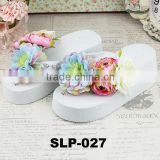 New product women eva slippers beach shoes eva shoes rubber slipper lady alipper