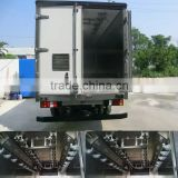 Transport fresh and frozen meat refrigerator truck body