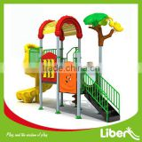 Chairman of Chinese Playground Industry Association with Slide Playground Outdoor Toys for Kids Play Ground