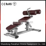 Exercise Bench TZ-8027 Adjustable Abdominal Bench/Shandong Tianzhan Fitness Equipment