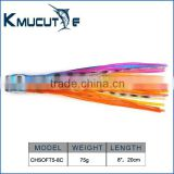 2015 top quality wholesale Skirted Trolling lure marlin lure