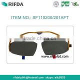 Classical circular polarized 3D glasses LCD active shutter valve 3D glasses LCD for cinema using