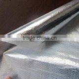 edge sewing aluminium woven fabric for roof insulated tarpaulin cover sheet