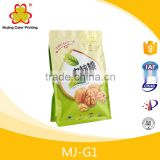 Laminated Stand Up Plastic Bag For Tomato Baked Beans Packaging Company