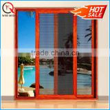Bullet proof metal security doors screen