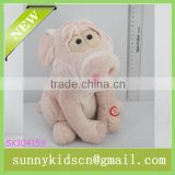 2014 HOT selling plush pig toys stuffed toys filling material for plush toy