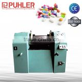 PUHLER Superfine PTR Three Roll Mills Scale Creamic Horizontal Grinding Mill For Metal Powder