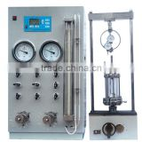 bench light-duty triaxial test apparatus